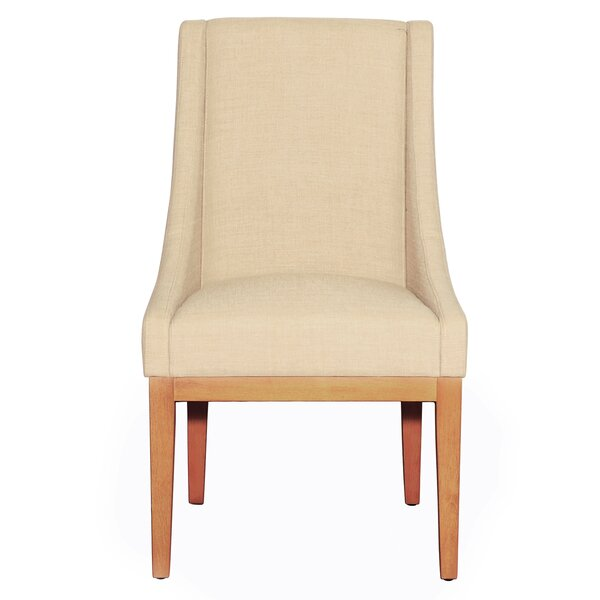 Upholstered Parsons Chair By Ebern Designs
