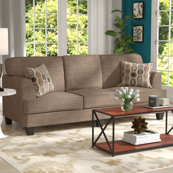 Valuable Quality Serta Upholstery Nordberg Sofa by Andover Mills by Andover Mills