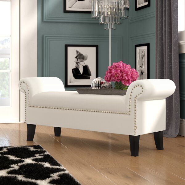 Lindon Upholstered Bench By House Of Hampton