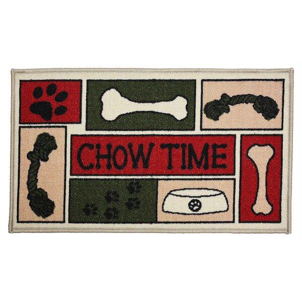 Bnyt Chow Time Kitchen Mat