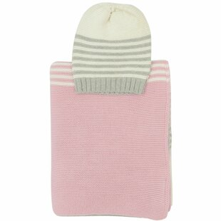 Best Choices Sia 2 Piece Baby Blanket and Beanie Set By Darzzi