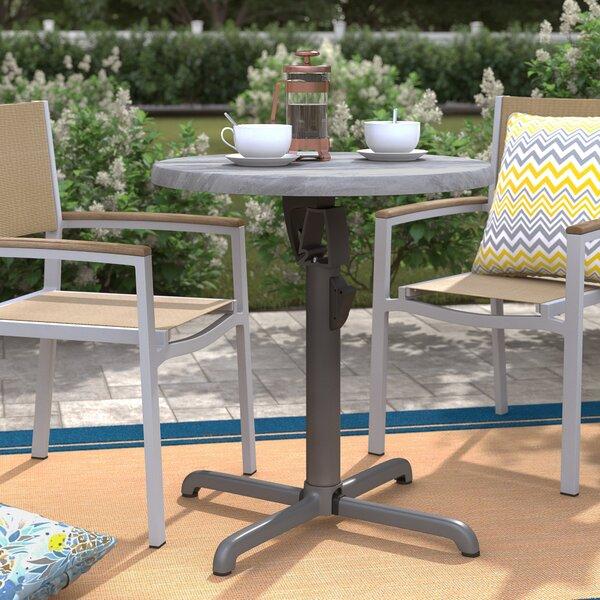 Brighton Folding Bistro Table by Sol 72 Outdoor