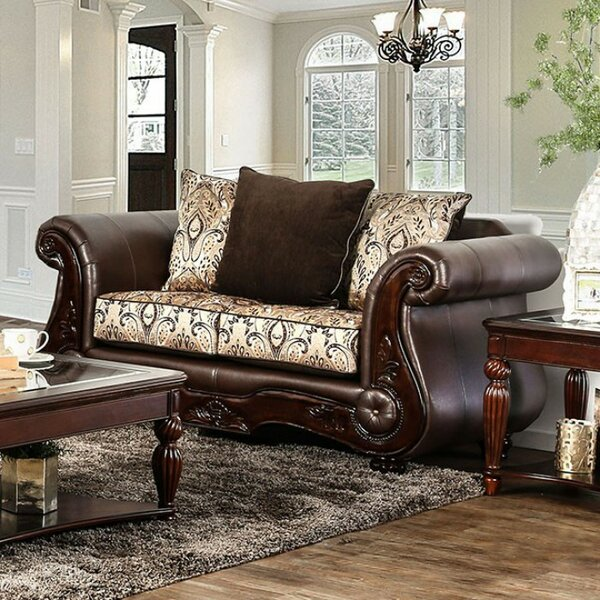 Doughton Loveseat by Astoria Grand