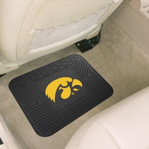 NCAA University of Iowa Kitchen Mat by FANMATS