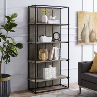 Norwalk Standard Bookcase