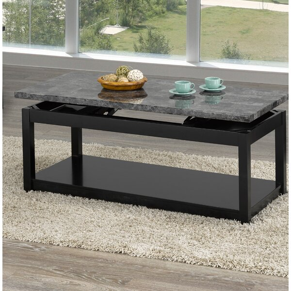Champagne Lift Top Coffee Table by Darby Home Co