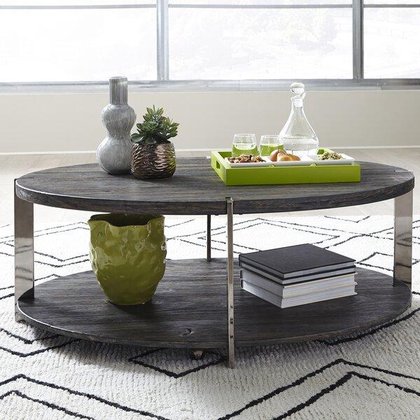 One Allium Way Wood Top Coffee Tables