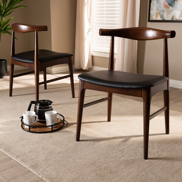 Southerland Solid Wood Dining Chair (Set of 2) by Ivy Bronx