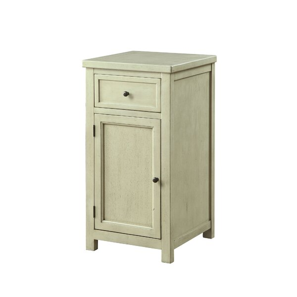 Nick End Table with Storage by August Grove August Grove