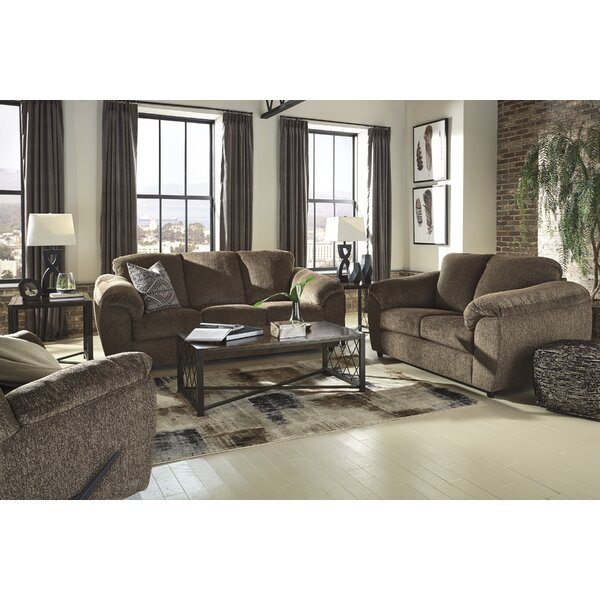 Bridget Reclining Living Room Set by Winston Porte