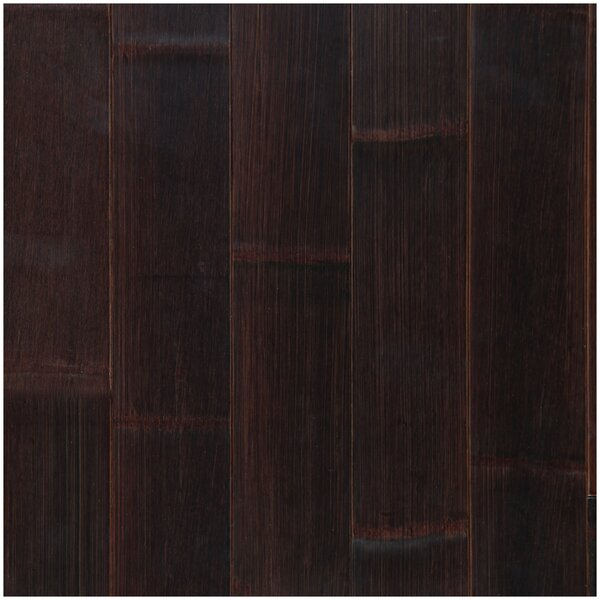 3-3/4 Solid Bamboo  Flooring in Leather by Easoon USA