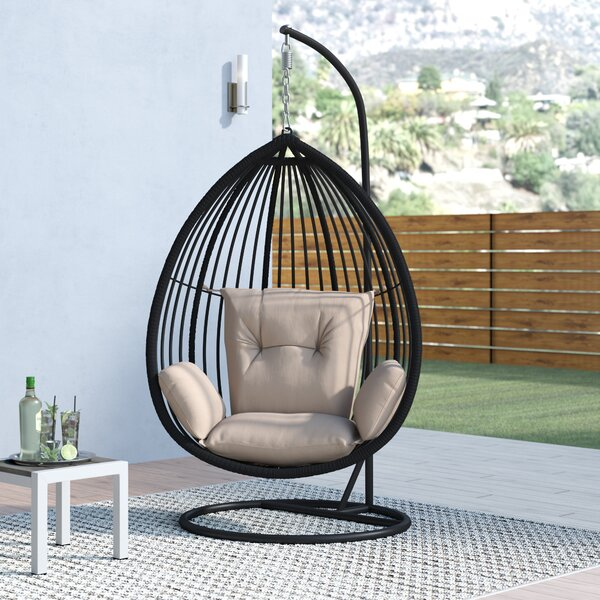 Audra Swing Chair with Stand by Orren Ellis Orren Ellis