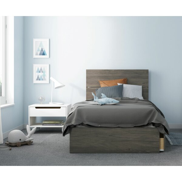 Ozgu Platform 3 Piece Bedroom Set by Ebern Designs