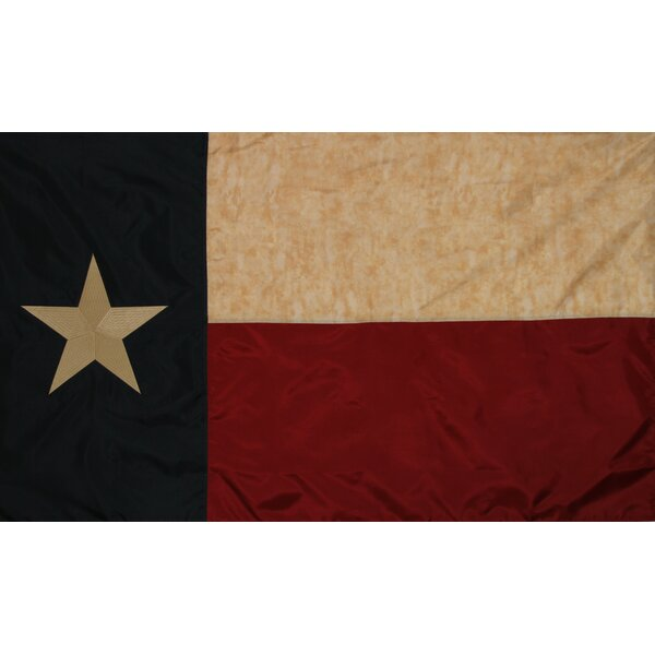 Texas Lone Star State Flag by Founding Fathers Flags