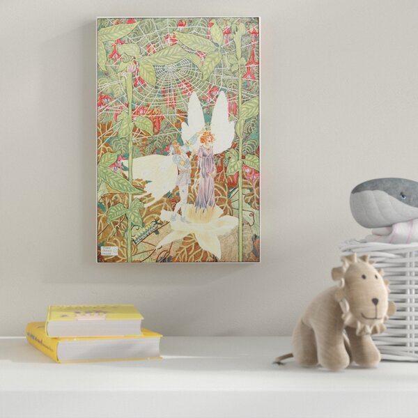 Andersen Fairy Tales II Graphic Art on Canvas by Zoomie Kids