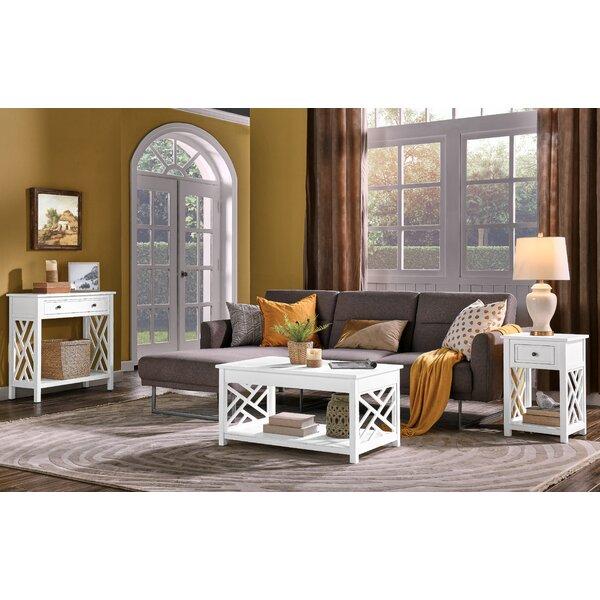 Lund 3 Piece Table Set by Rosalind Wheeler Rosalind Wheeler