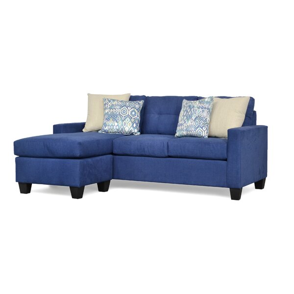 Fenner Reversible Sectional by Ebern Designs
