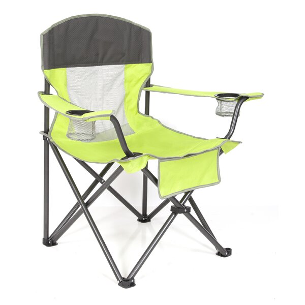 Zena Folding Camping Chair By Freeport Park