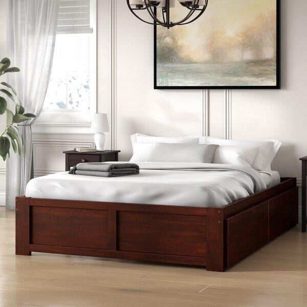 Mackenzie Storage Platform Bed by Andover Mills