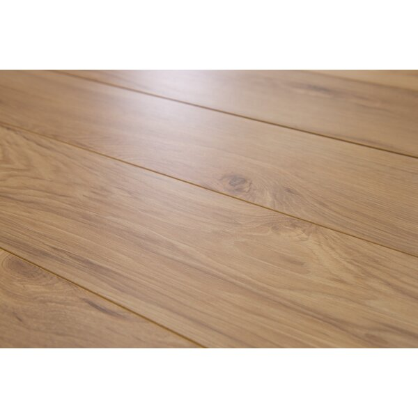 Brighton Vario 6 x 48 x 10mm Hickory Laminate Flooring in Biscotti by Branton Flooring Collection