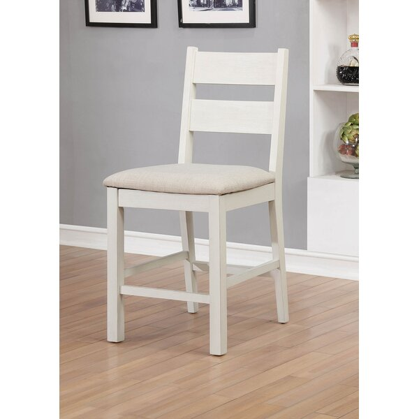 Sascha Upholstered Dining Chair (Set of 2) by Highland Dunes