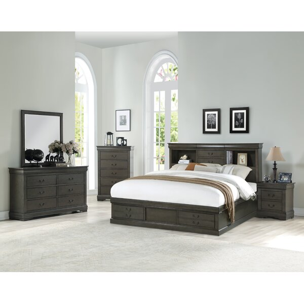 Brodeur Platform Configurable Bedroom Set by Red Barrel Studio