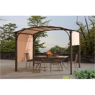 Replacement Canopy (Deluxe) for Meadow Pergola  sc 1 st  Wayfair & Waterproof Pergola Canopy | Wayfair