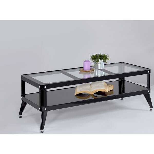 Emanuel Coffee Table by Williston Forge
