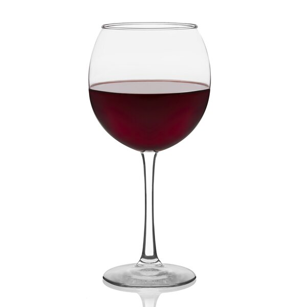 Vina 18.25 Oz. Red Wine Glass (Set of 6) by Libbey