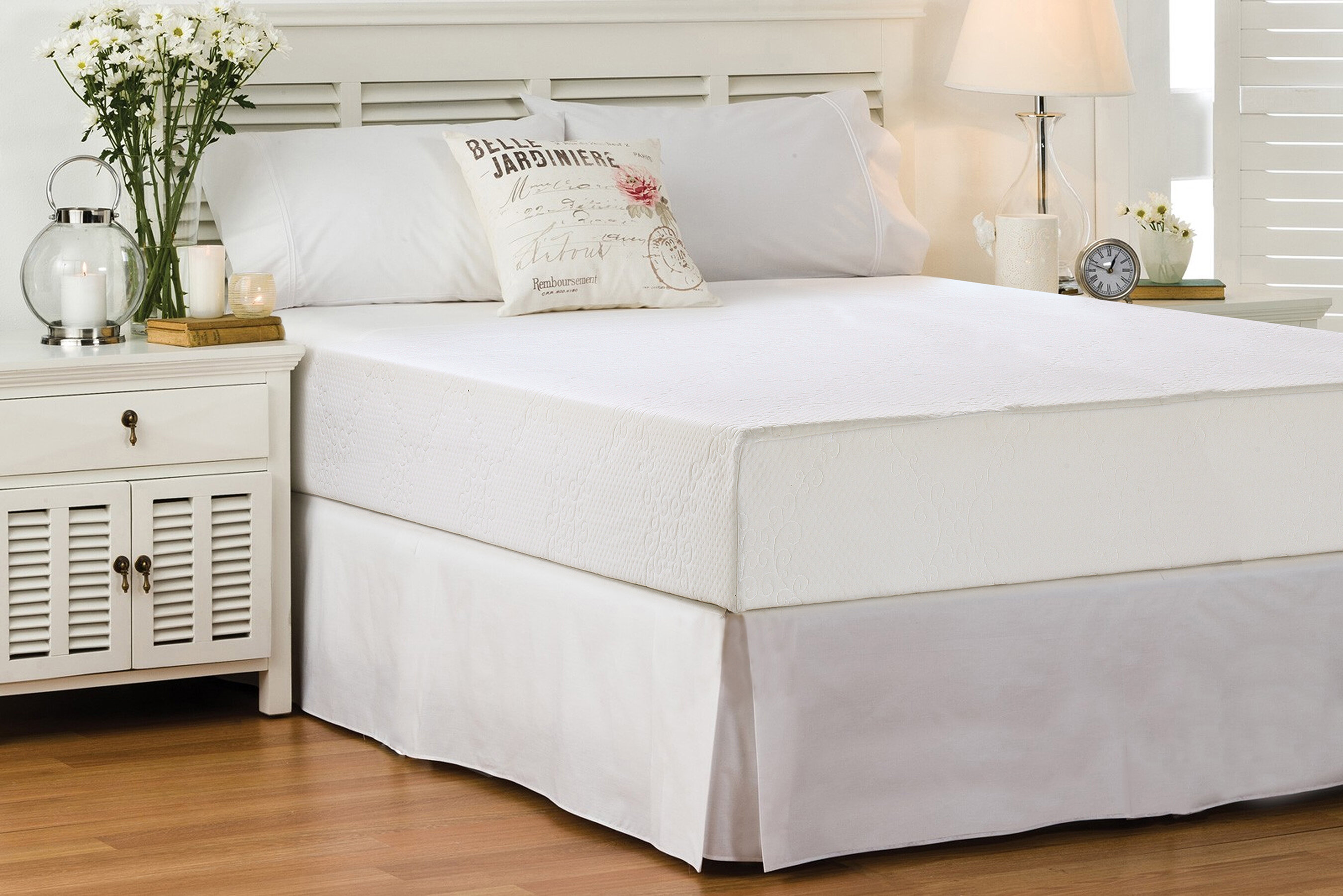 Wayfair Basics 14 Bed Skirt Reviews Wayfair