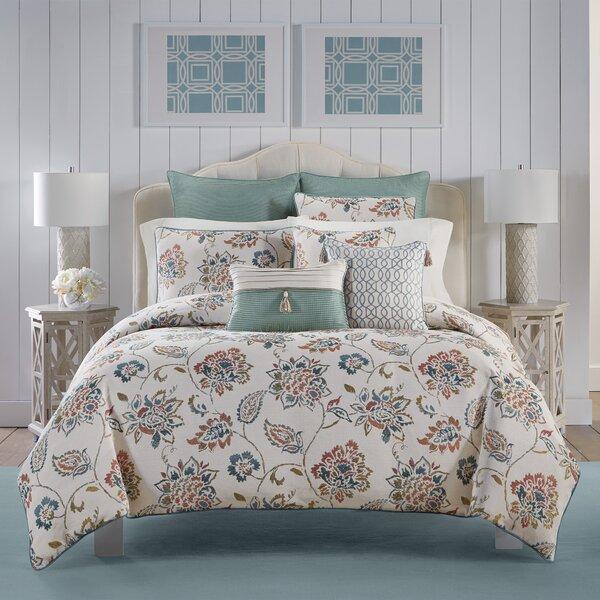 Beckett 3 Piece Comforter Set by Croscill Home Fashions