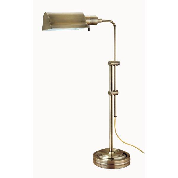 Williamsburg 34.5 Desk Lamp by Charlton Home