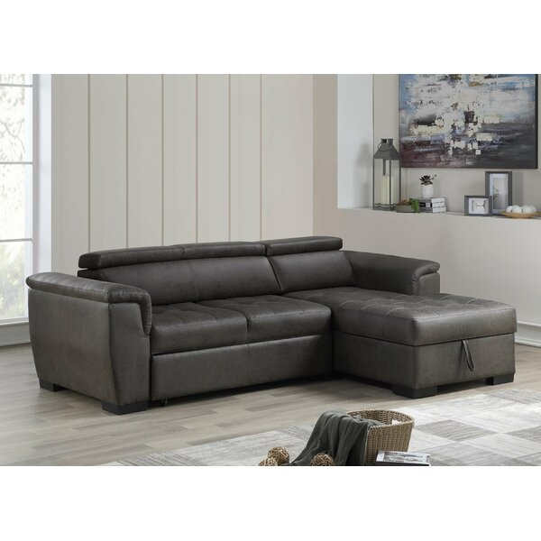 Fink Sleeper Sectional by Orren Ellis
