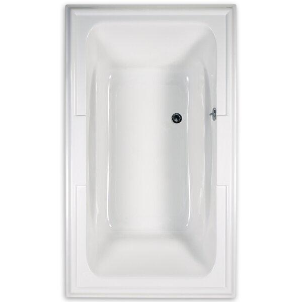 Town Square 71.5 x 42Soaking Bathtub by American Standard