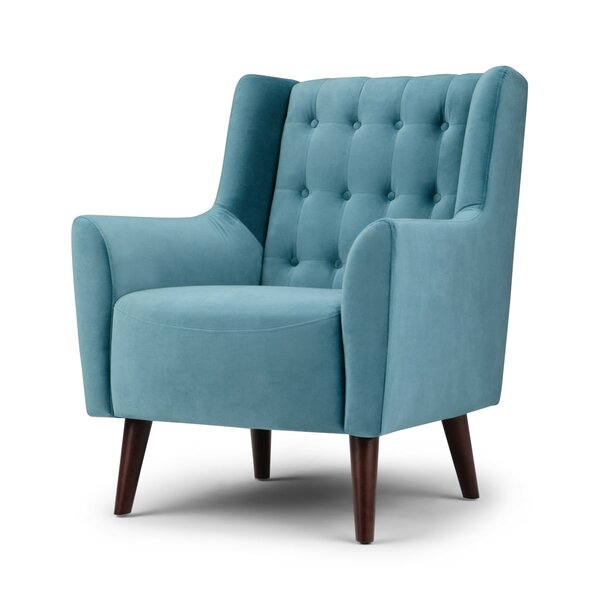 Botts Wingback Chair by Brayden Studio