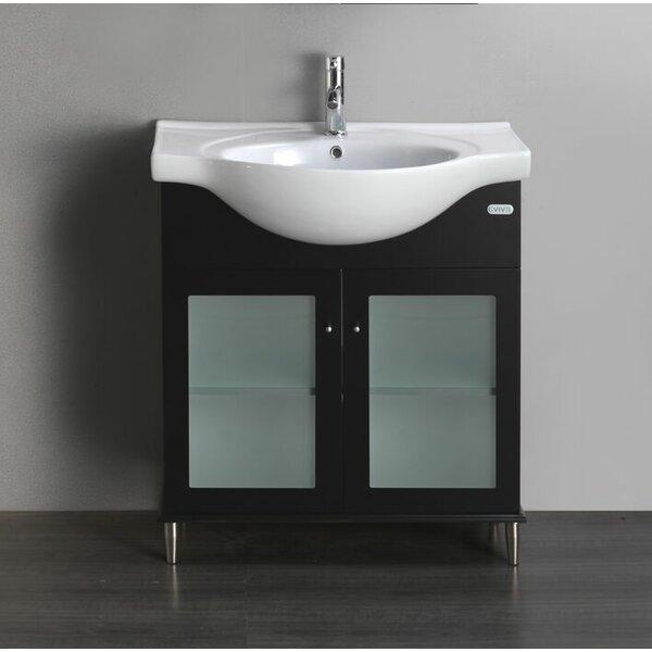 Derek 24 Single Bathroom Vanity Set by Orren Ellis