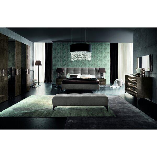Dune Queen Platform Configurable Bedroom Set by Rossetto USA