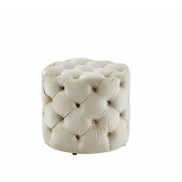 Hornsby Tufted Cocktail Ottoman by Mercer41