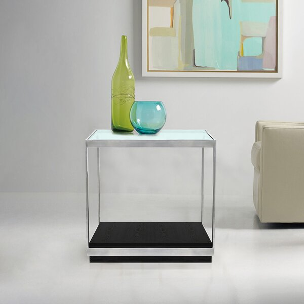 Down End Table by Orren Ellis