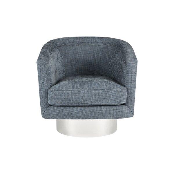Lott Swivel Lounge Chair by Orren Ellis