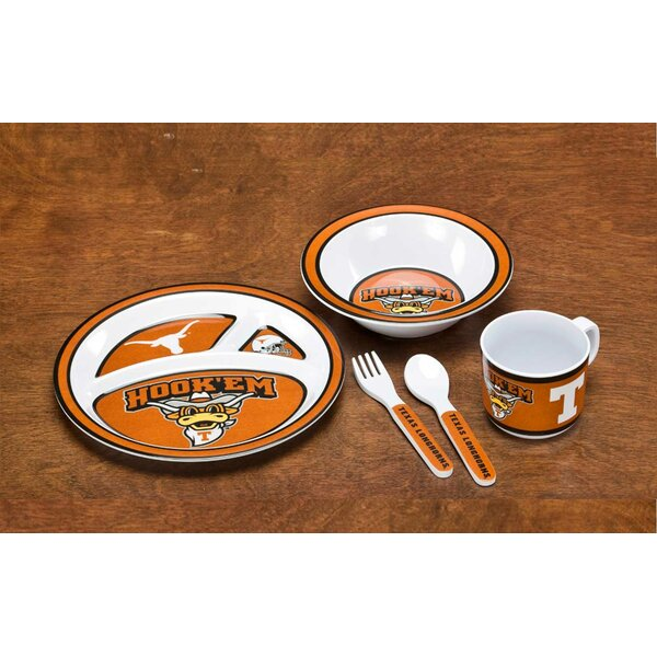 NCAA 5 Piece Place Setting, Service for 1 by NeoPlex