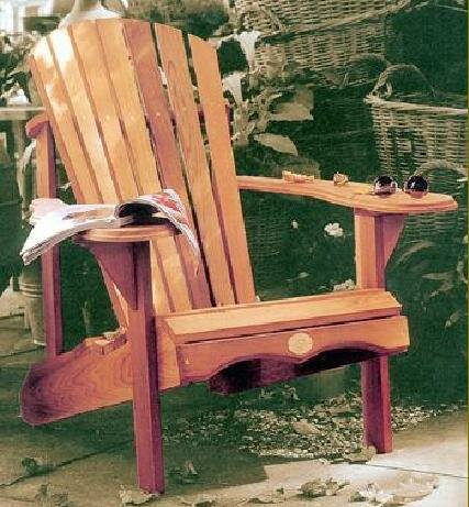 Elliana Solid Wood Adirondack Chair by Millwood Pines