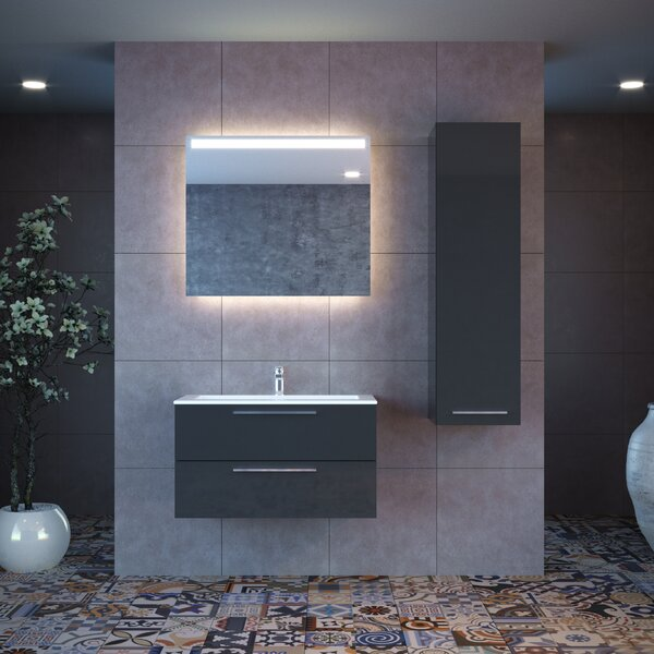 Nico 32 Single Bathroom Vanity Set by Orren Ellis