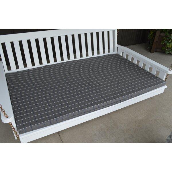 SwingBed Indoor/Outdoor Bench Cushion By Red Barrel Studio
