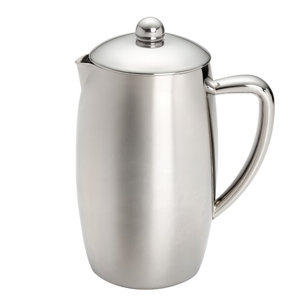 Triomphe Insulated French Press Coffee Maker by BonJour