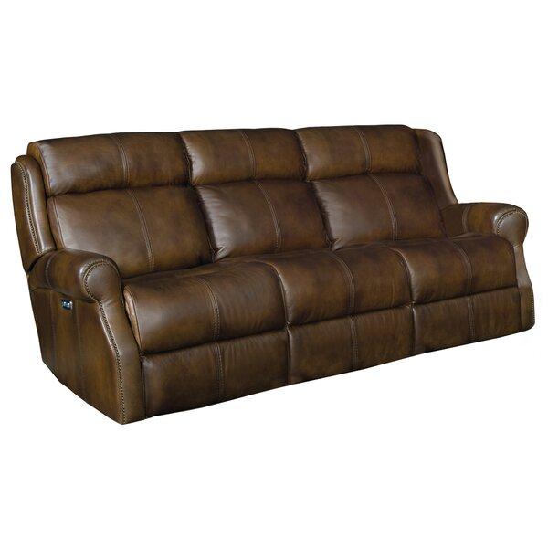 McGwire Power Motion Reclining Sofa by Bernhardt