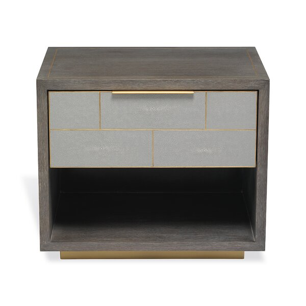Fabienne Nightstand by Interlude