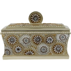 Venus Large Jewelry Box by D'Lusso Designs