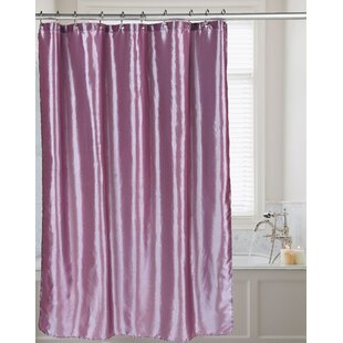 Pale Pink Shower Curtain. Save to Idea Board Purple Shower Curtains You ll Love  Wayfair