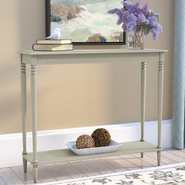 Andover Mills White Console Tables